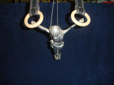 """la plancha"" (Gymnastic Christ)"