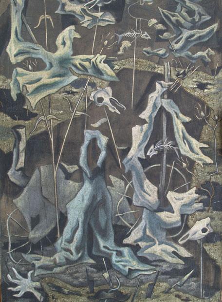El espantapeces. M.Mallo, 1931