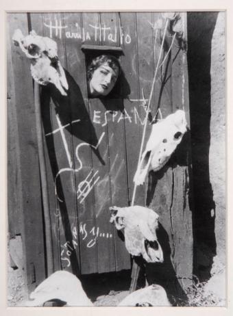 Plastica escenografica. M. Mallo, 1930