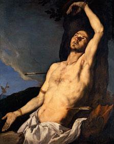 San Sebastián. José de Ribera 1651