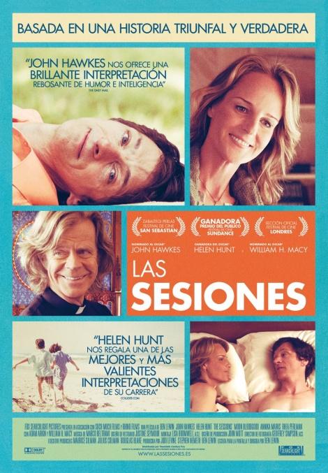 cartel las sesiones
