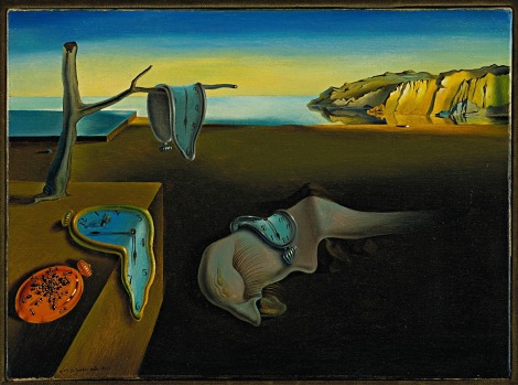 Salvador-Dali-Persistance-de-la-memoire-1931-Museum-of-Moder