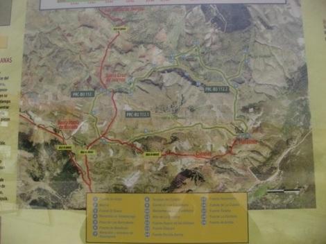 ruta manantiales