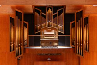 órgano fundación albéniz 1
