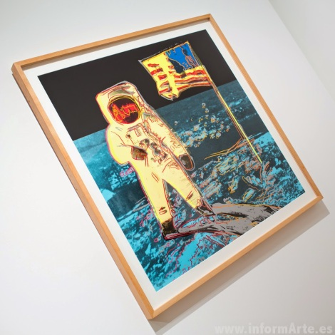 paseo lunar , Warhol